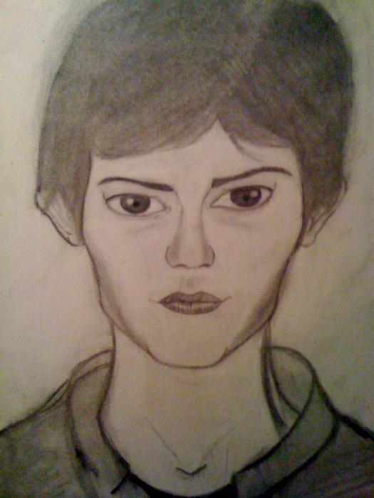 Audrey Tautou by MissGolightly